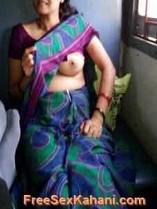 Train Me Anjan Bhabhi Ki Chut Chudai
