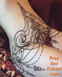 Hot Erotic Mehandi